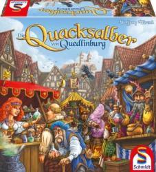 Schmidt Spiele Kuruzslók Quedlinburgban