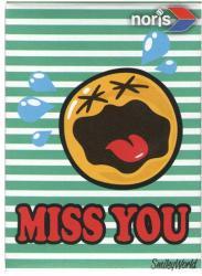 Noris Smiley World - Miss You mini puzzle 54 db-os