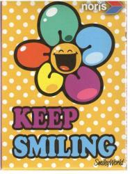 Noris Smiley World - Keep Smiling mini puzzle 54 db-os