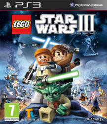 LucasArts LEGO Star Wars III The Clone Wars (PS3)