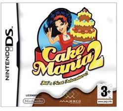 Majesco Cake Mania 2: Jill's Next Adventure (Nintendo DS)