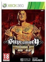 505 Games Supremacy MMA (Xbox 360)