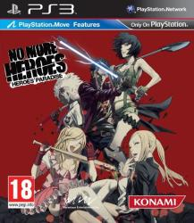 Konami No More Heroes Heroes Paradise (PS3)