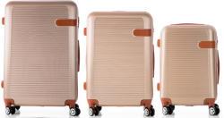 Rhino 3 db-os bőrönd szett (XH102 3)