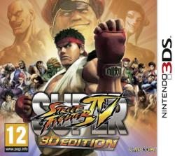 Capcom Super Street Fighter IV 3D (3DS)