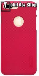 Nillkin műanyag védő tok / hátlap - PIROS - képernyővédő fólia - APPLE iPhone 7 Plus (5.5)