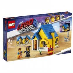 LEGO The LEGO Movie - Emmet Álomháza/Mentőrakétája (70831)