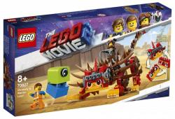 LEGO The LEGO Movie - UltraKatty és harcos Lucy (70827)