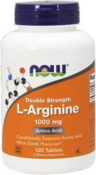 NOW L-arginine 1000mg tabletta 120db