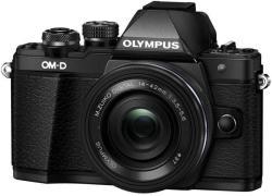 Olympus M10 Mark II + Pancake EZ-M1442EZ 14-42mm Limited Edition