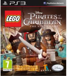 Disney LEGO Pirates of the Caribbean The Video Game (PS3)