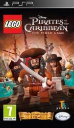 Disney LEGO Pirates of the Caribbean The Video Game (PSP)