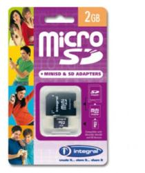 Integral MicroSD 2GB INMSD2GV2
