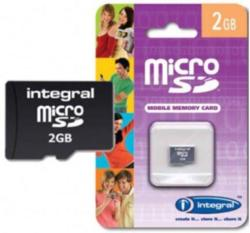 Integral MicroSD 2GB INMSD2GNAV2
