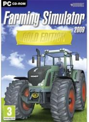 Giants Software Farming Simulator 2009 [Gold Edition] (PC)