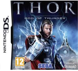 SEGA Thor God of Thunder (Nintendo DS)