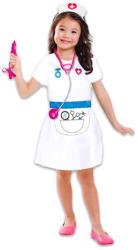Amscan Doktornő jelmez kiegészítőkkel 96-116cm (997573)