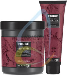 BLACK Professional Line Маска за боядисана коса с био екстракт от НАР, Black ROUGE