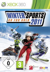 DTP Entertainment Winter Sports 2011 Go for Gold (Xbox 360)