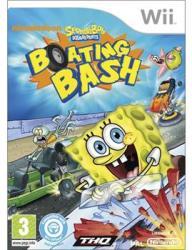 THQ SpongeBob Squarepants Boating Bash (Wii)