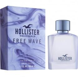 Hollister Free Wave Man EDT 50ml