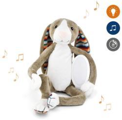 Zazu Kids - Amic muzical luminos pentru somn Iepurasul Bo (ZA-BO-01)