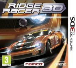 Namco Bandai Ridge Racer 3D (3DS)