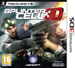 Ubisoft Tom Clancy's Splinter Cell 3D (3DS)