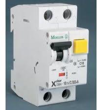 Moeller Eaton Siguranta automata faza+nul cu protectie diferentiala 25A (CKN4-25/1N/C/003)
