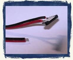 Cavi Conector alimentare banda cu leduri (05-008)