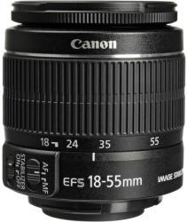 Canon EF-S 18-55mm f/3.5-5.6 IS II (AC5121B005AA)