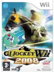 Koei G1 Jockey 2008 (Nintendo Wii)