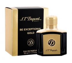 S.T. Dupont Be Exceptional Gold EDP 100ml