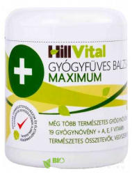 Hillvital gyógyfüves mesterbalzsam visszérre 250ml árak
