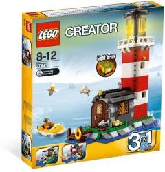 LEGO Creator - Világítótorony sziget (5770)