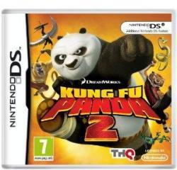 THQ Kung Fu Panda 2 (Nintendo DS)