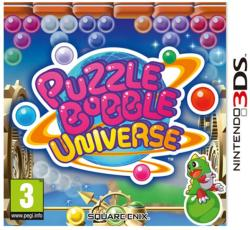 Square Enix Puzzle Bobble Universe (3DS)