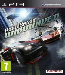 Namco Bandai Ridge Racer Unbounded (PS3)