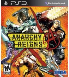 SEGA Anarchy Reigns (PS3)