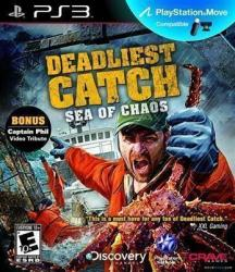 Crave Deadliest Catch Sea of Chaos (PS3)