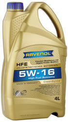 RAVENOL HFE SAE 5W-16 4L