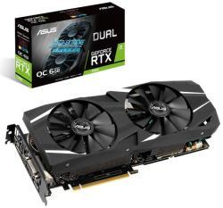 ASUS GeForce RTX 2060 DUAL OC 6GB GDDR6 (DUAL-RTX2060-O6G-GAMING)