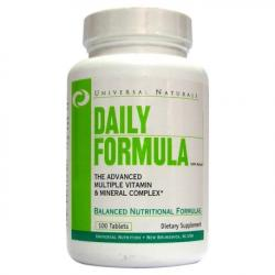 Universal Nutrition Daily Formula 100 tablets