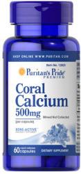 Puritan's Pride Coral Calcium 500mg 60 Capsules