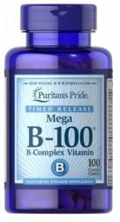 Puritan's Pride Mega B-100 100 Caplets