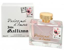 John Galliano Parlez-moi d'Amour EDT 50ml