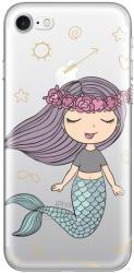 Lemontti Husa iPhone 8 / 7 Lemontti Silicon Art Little Mermaid (LEMHSP7LM)