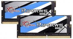 G.SKILL Ripjaws 16GB (2x8GB) DDR4 2666MHz F4-2666C19D-16GRS