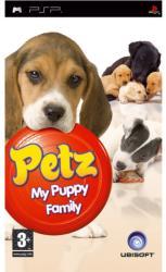 Ubisoft Petz My Puppy Family (PSP)