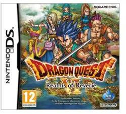 Square Enix Dragon Quest Realms of Revelation (Nintendo DS)